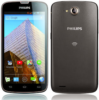 Android Philips Xenium W8555