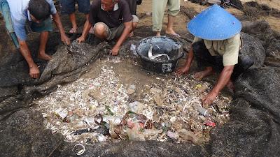 fishermen, Indonesia, padang