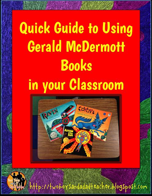 companion packs for Gerald McDermott