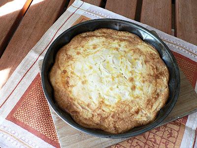 Brand очень калорийного пирога Рецепт не week students trained