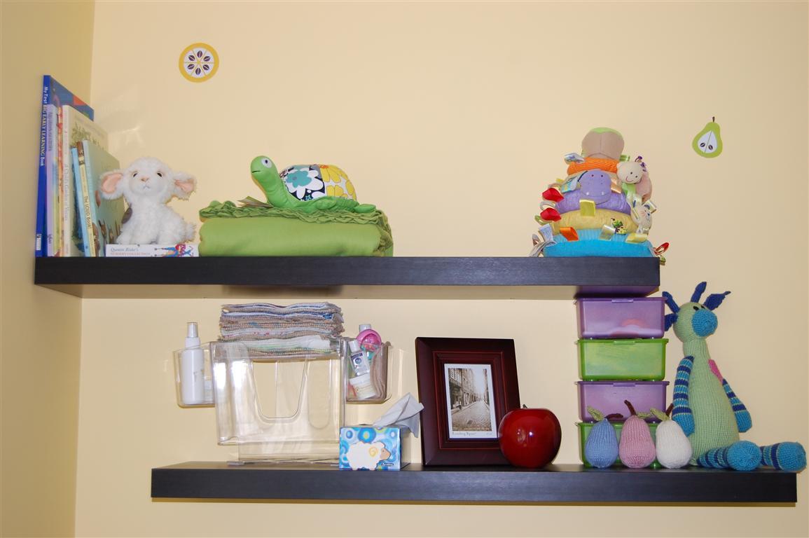 Knitting A Baby: Nursery Bits