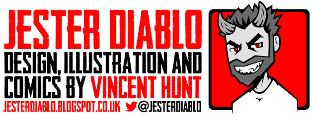 Jester Diablo Design