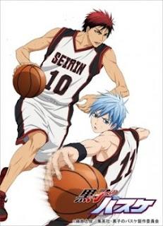 Bóng Rổ Của Kuroko - Kuroko No Basket