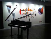 """Al MART di Aosta, fino al 21 ottobre 2012, """"l'Arte astratta tra Italia e Francia"""""""