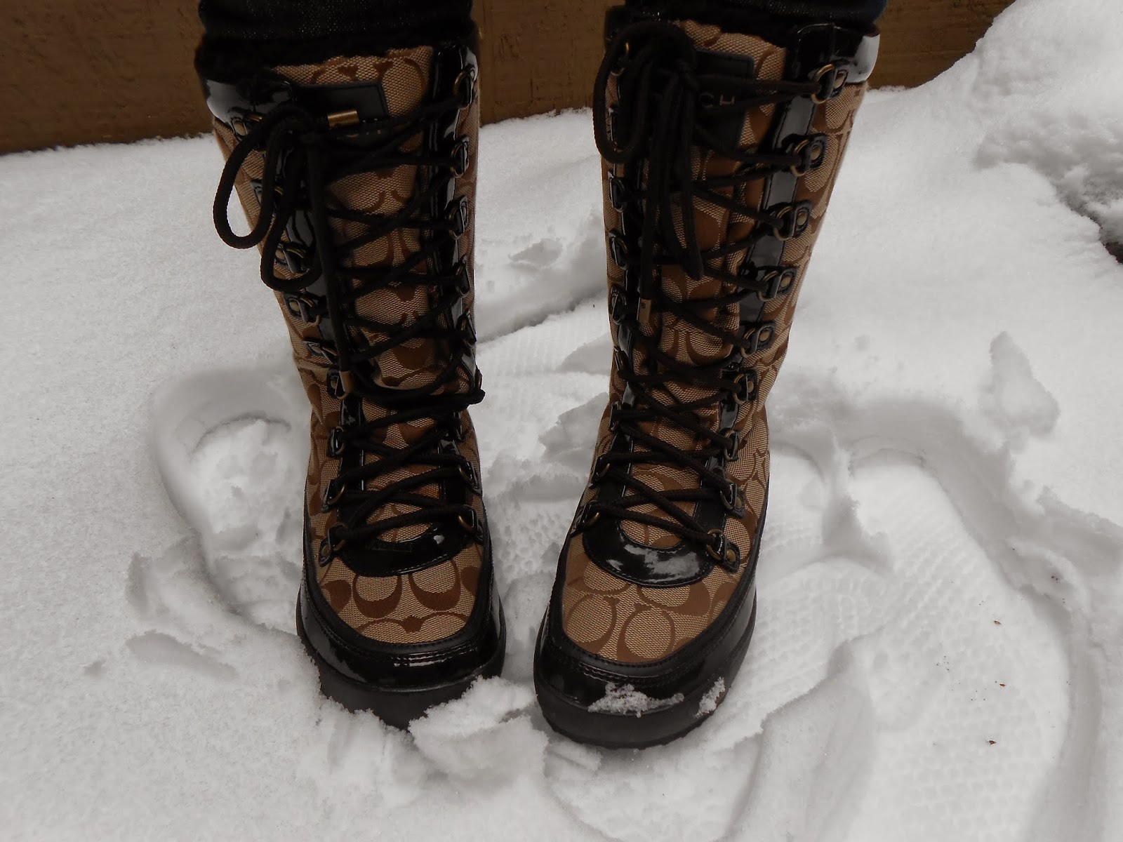 snow boots and winter neutrals compass chic