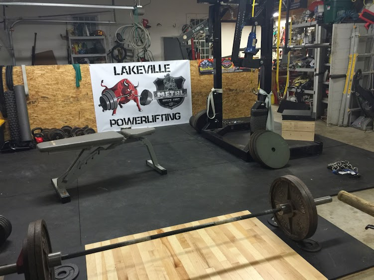 Lakeville powerlifting some updates on the gym