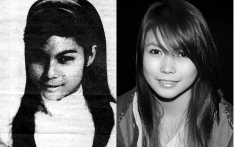 Yeng Constantino and Nora Aunor