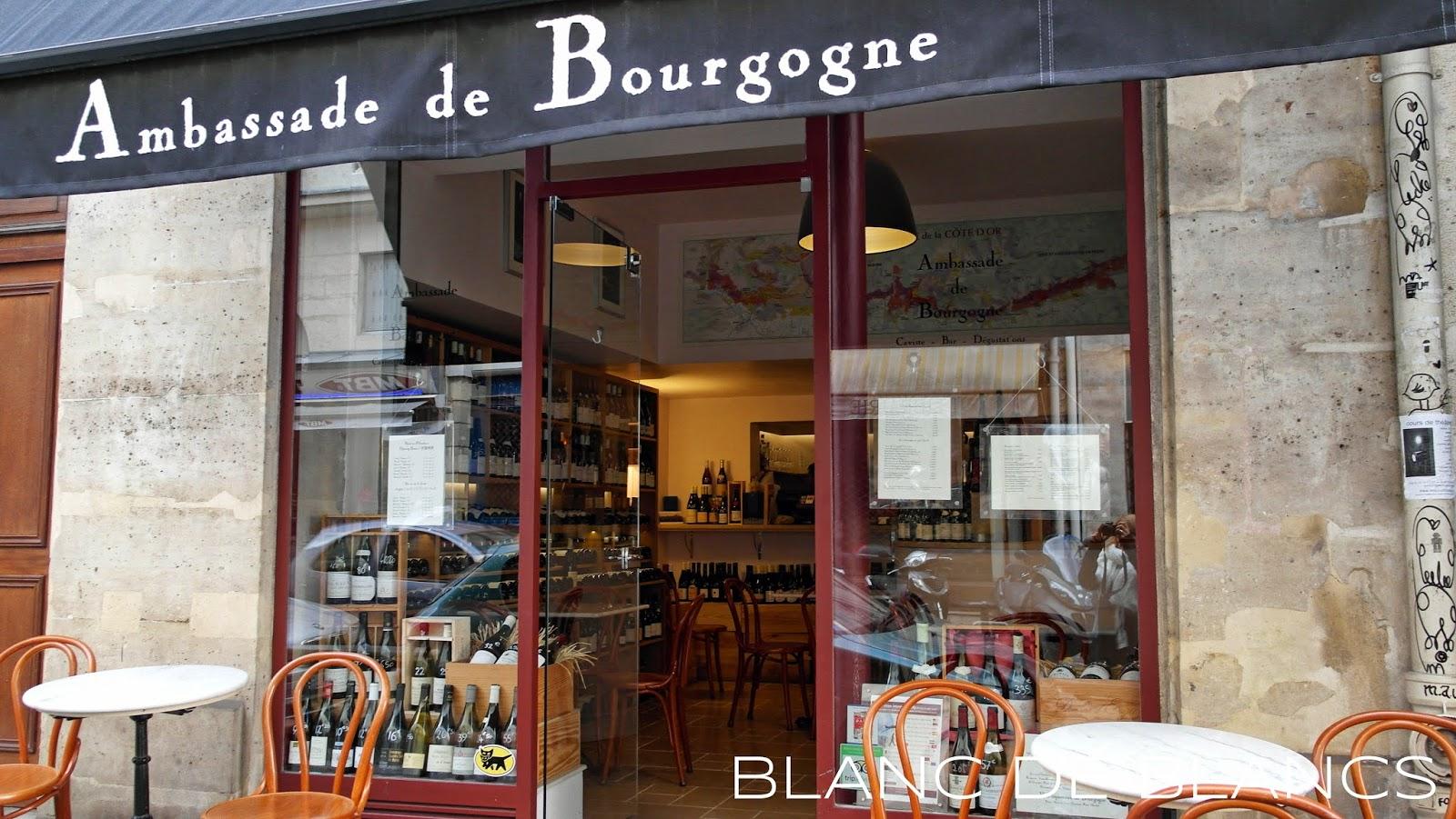 Ambassade de Bourgogne - www.blancdeblancs.fi