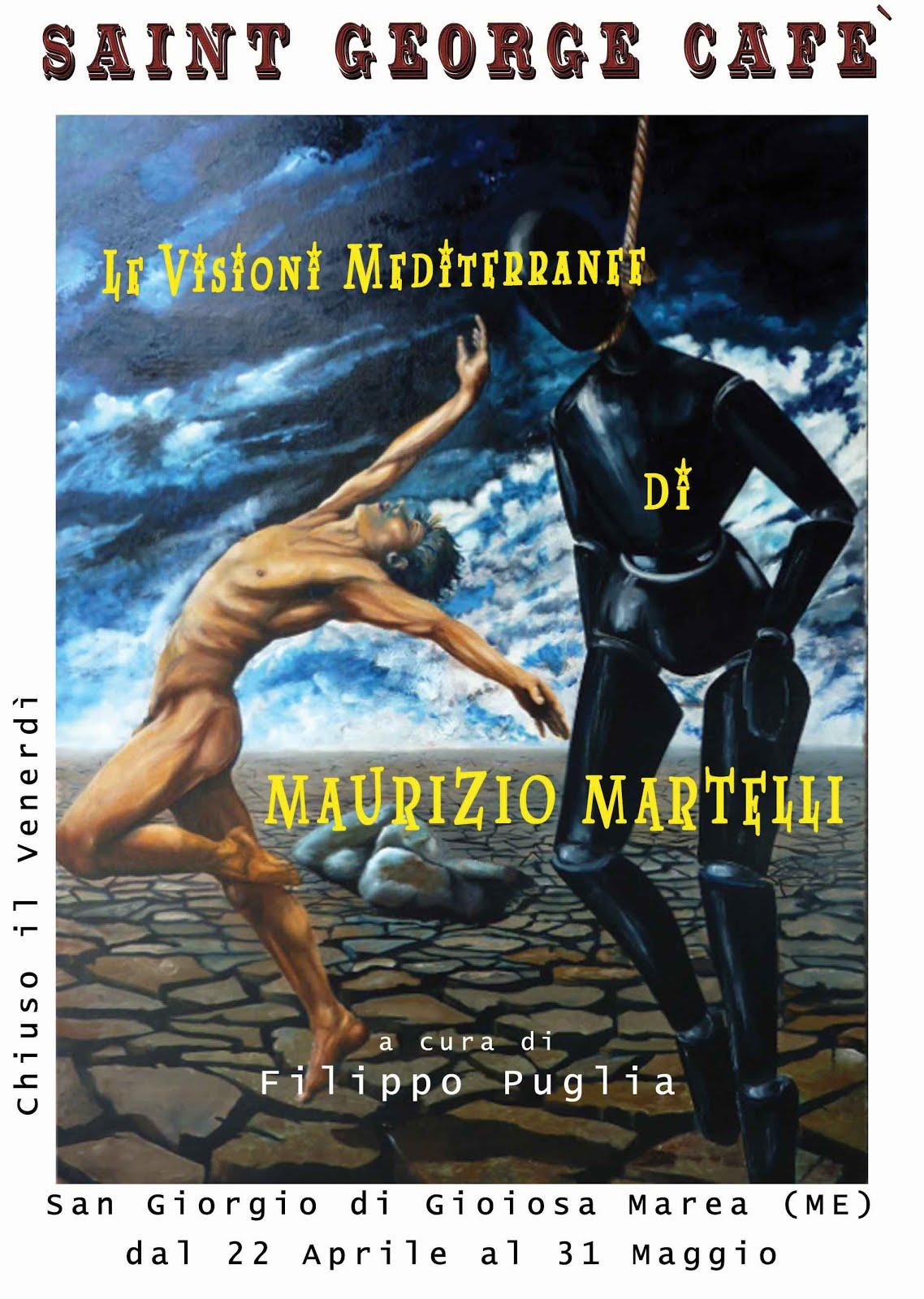 Visioni Mediterranee di Maurizio Martelli - 2015