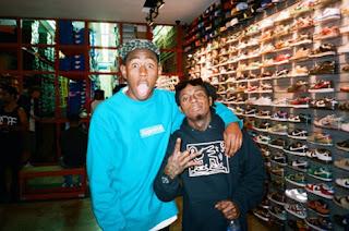 News // La rencontre: Lil'Wayne Et Odd Future