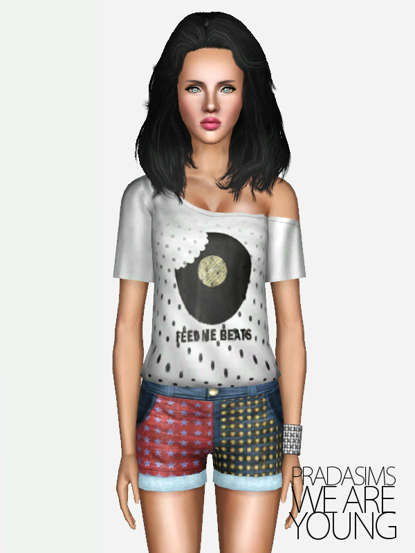 'We Are Young' Female Clothing Set by Justin_58 (Pradasims) Screenshot-80