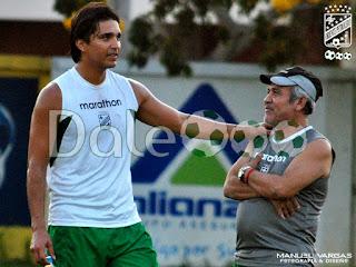 Oriente Petrolero - Marcelo Martins - Victor Zabala - DaleOoo.com sitio del Club Oriente Petrolero