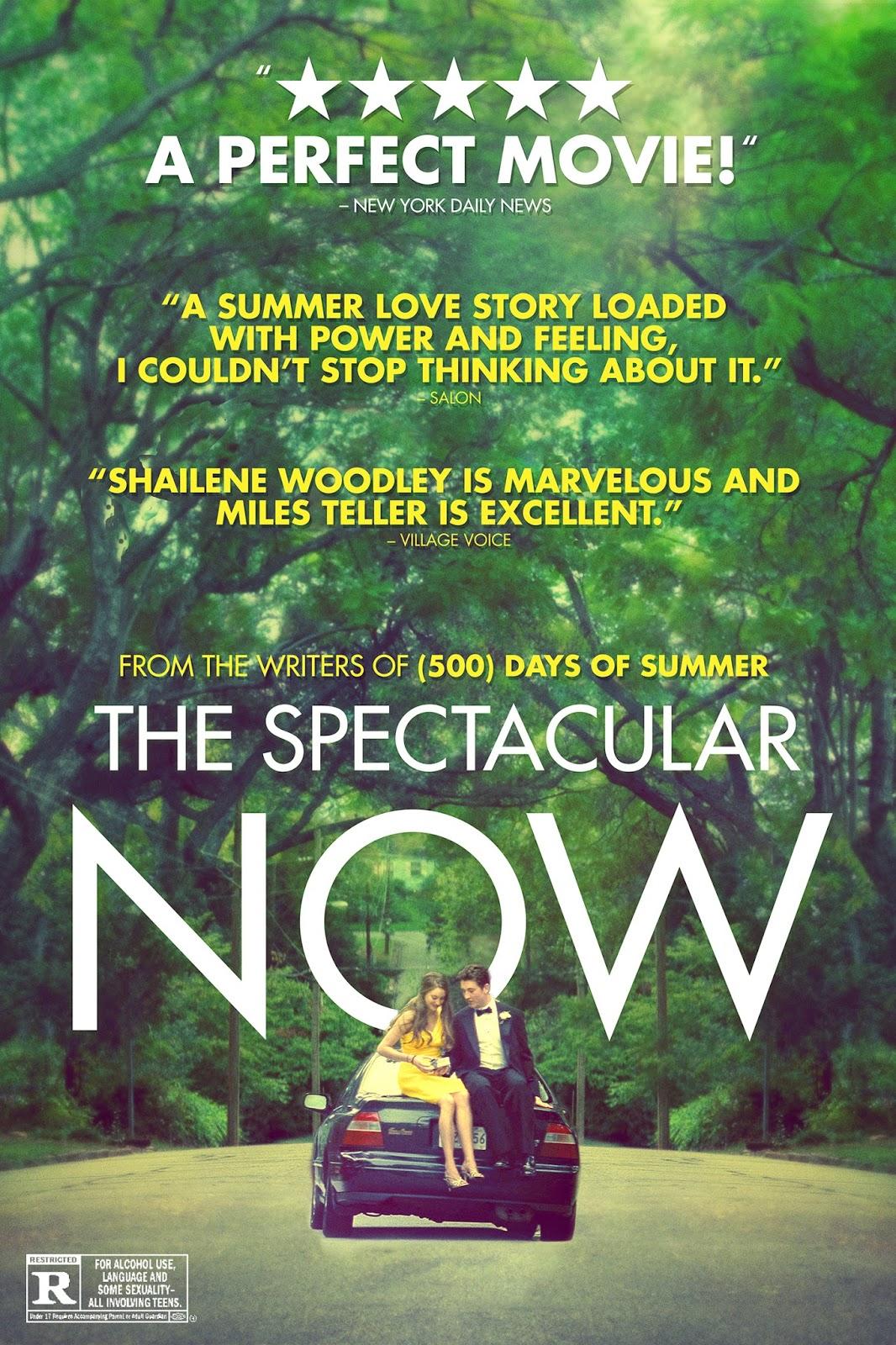 წარმტაცი დრო - The Spectacular Now / Захватывающее время (2013)