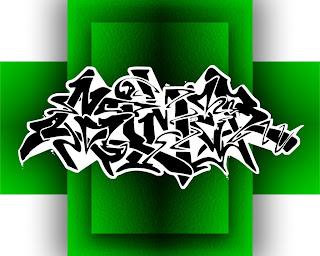 Kumpulan Wallpaper Tulisian Grafiti Terbaru