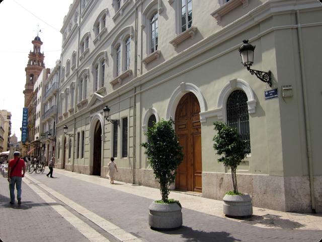 Blogger Traveller en Valencia-La vuelta al cole