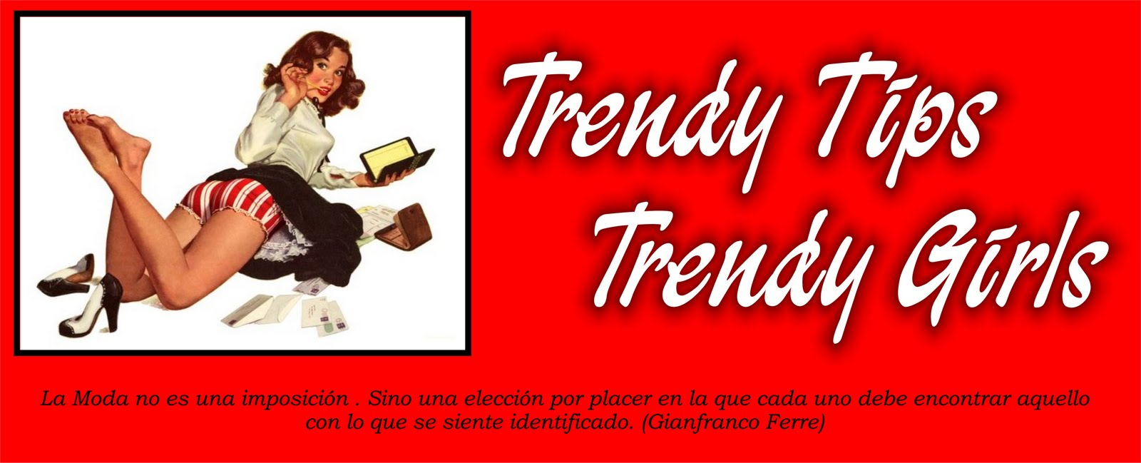 Trendy Tips Trendy Girls