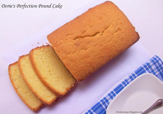 Awesome Pound Cake Recipe