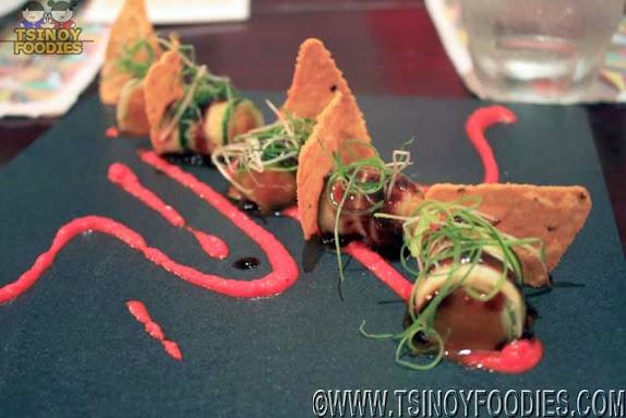 zucchini carppaccio