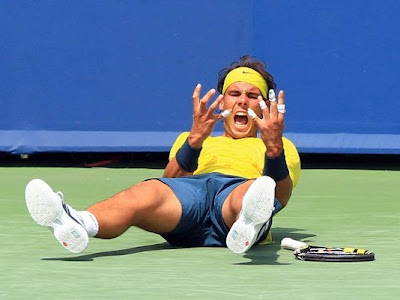 Nadal now has 15 straight wins on Hard court this season
