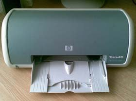 Test-Printer-HP