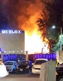 quilox night club fire