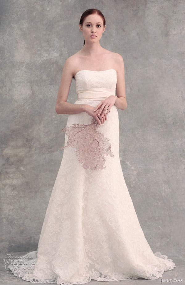 Honey buy jenny yoo 2012 bridal collection for Jenny yoo wedding dresses