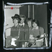 The Jeff Beck Group 1967 with Rod Steward and Ron Wood