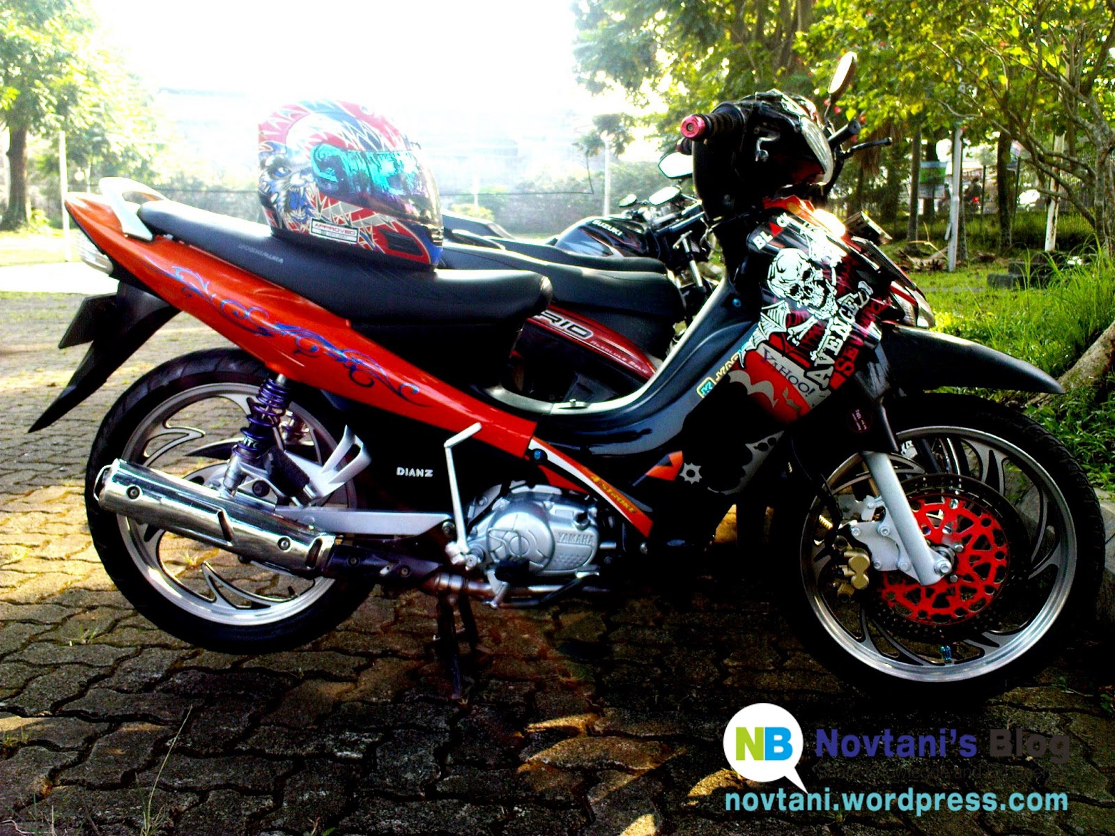 Modifikasi Motor Yamaha Jupiter Mx New  Modifikasi Motor Yamaha 2016