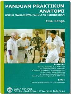 Buku Panduan Praktikum Anatomi Untuk Mahasiswa FK