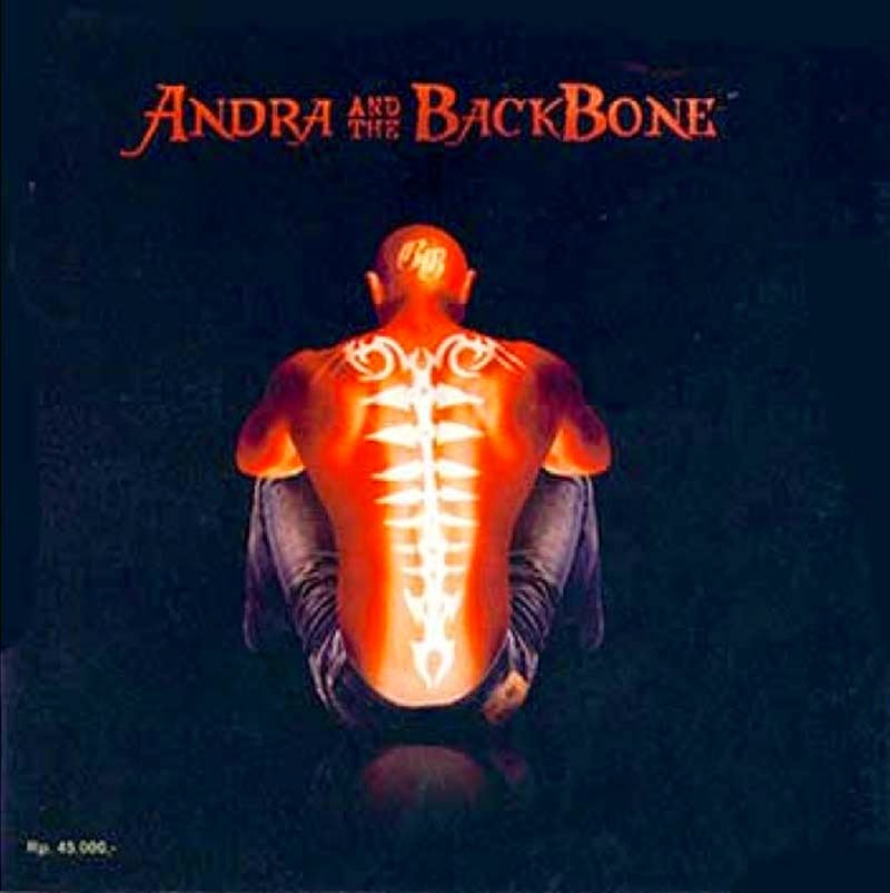 Andra and The Backbone Self Titled