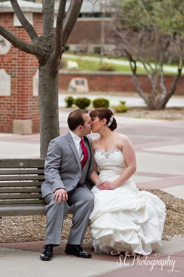 Alma college wedding