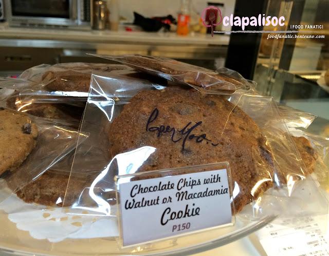 Paper Moon Cafe Glorietta Cookies