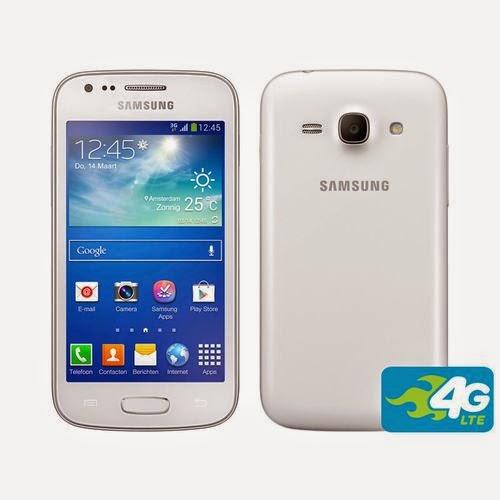 Samsung Galaxy Ace 3 Blanc Smartphone