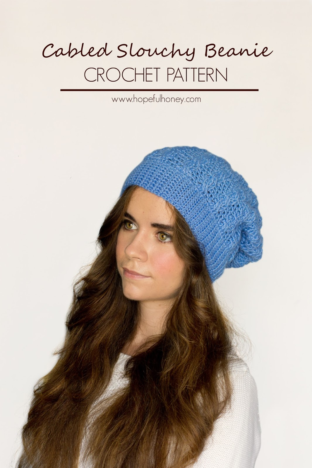 Amazing Crochet Slouchy Beanie Patterns Pictures - Easy Scarf ...