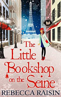 French Village Bookworm advent calendar review The Little Bookshop on the Seine Rebecca Raisin