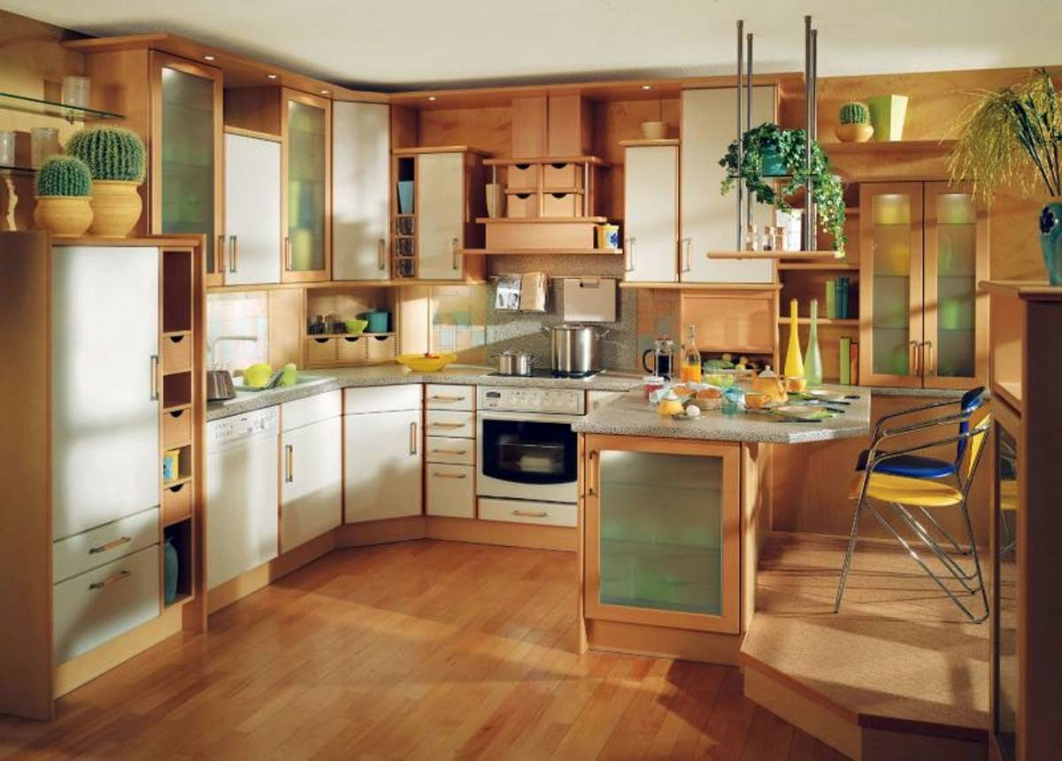 Cheap kitchen design ideas 2014 home design for Home decor ideas for kitchen