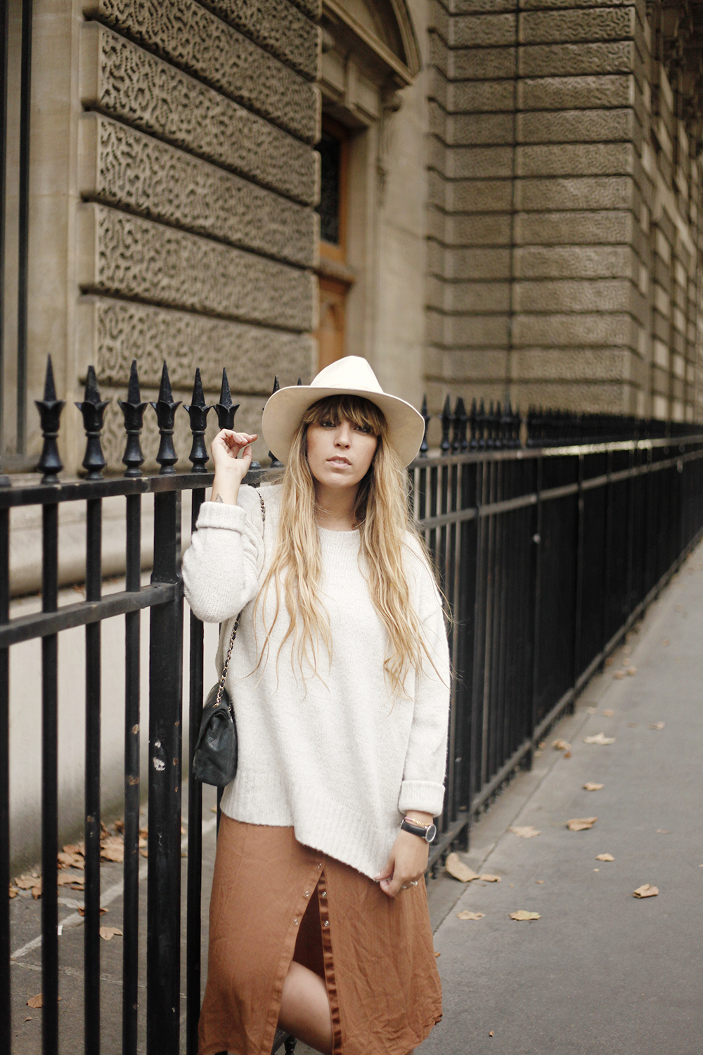fringeandfrange oversized sweater