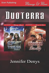 The first two stories in the Duoterra series are out in print