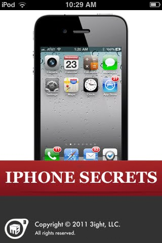 Tips For iPhone - Tricks And Secrets Free App Game By 3ight LLC