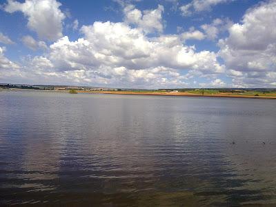 Pantano Alarcón Cuenca