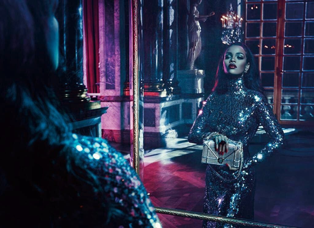 Rihanna's Dior Campaign 2015