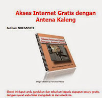 internet gratis dengan kaleng