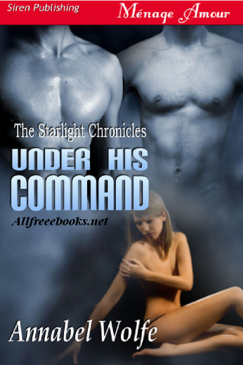 Under his command by Annabel Wolfe
