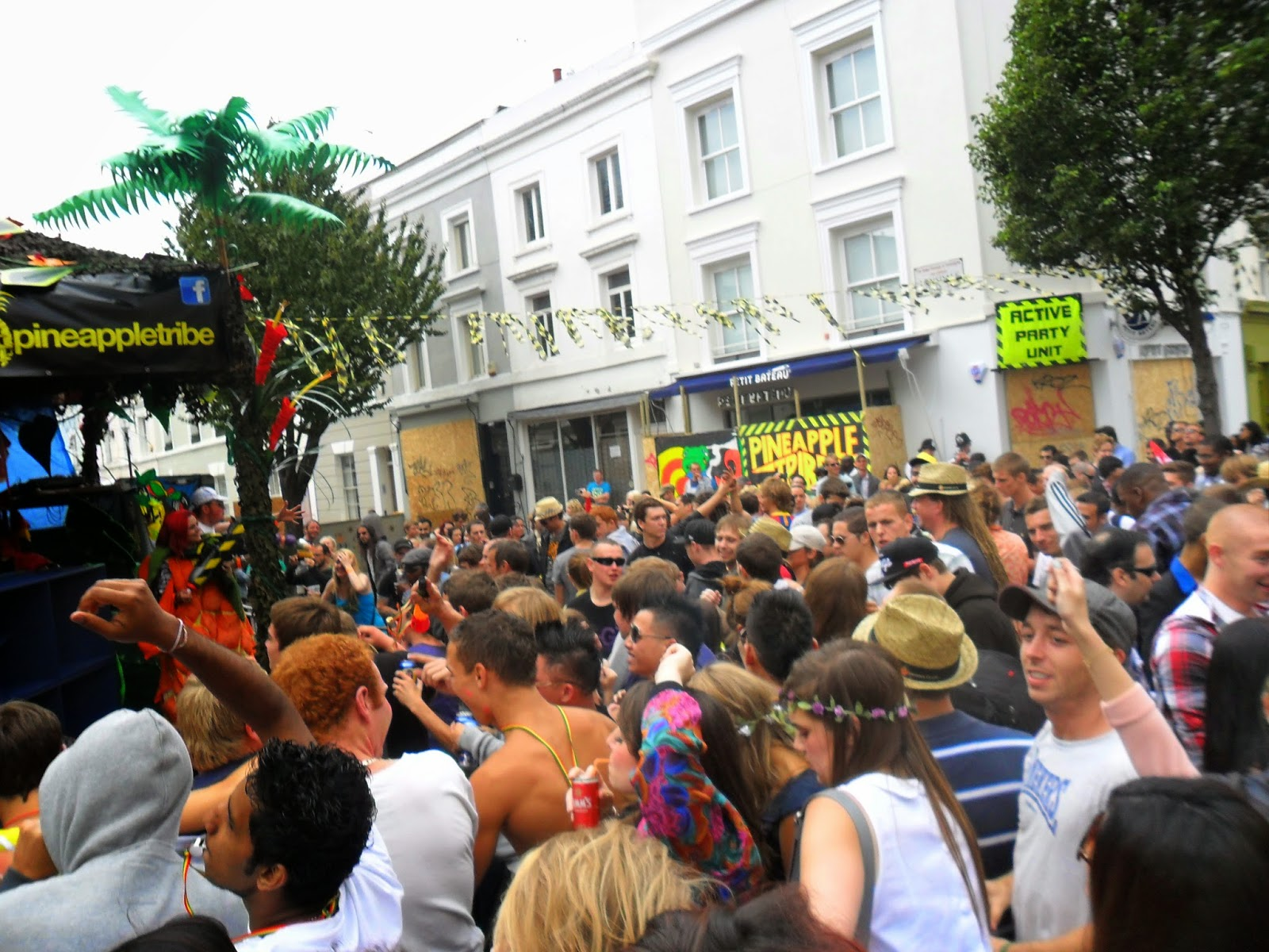 Carnaval de Notting Hill, Sound System