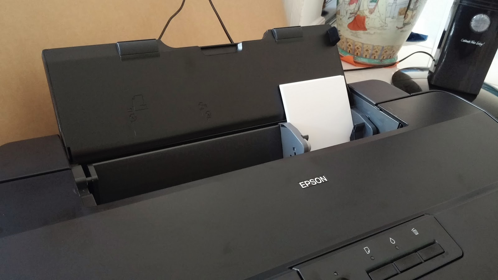 Review Of Epson L1800 Ink Tank System Color Printer The