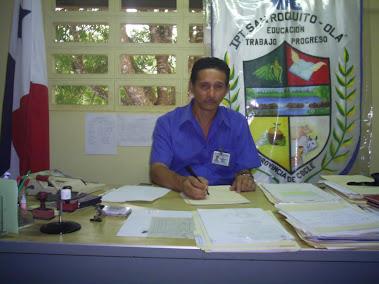 Prof. Eráclides Amaya Sáenz