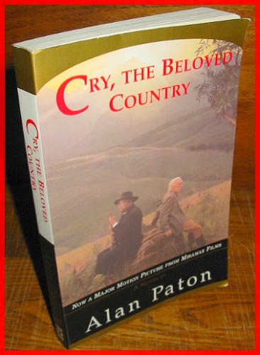 cry the beloved country essays - fear