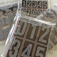 Tim Holtz Stamps 10% off