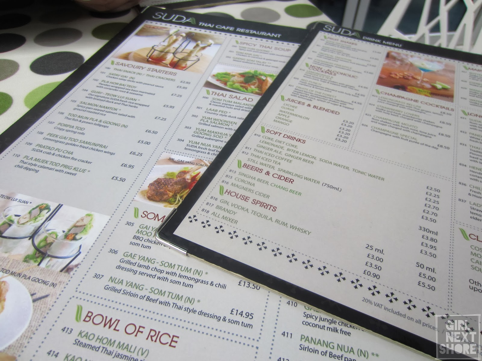 Malakor Thai Restaurant Om Thanksgiving