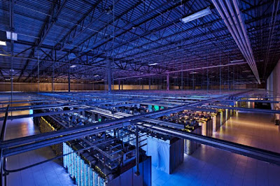 Internet, tecnologia, Google, Data center
